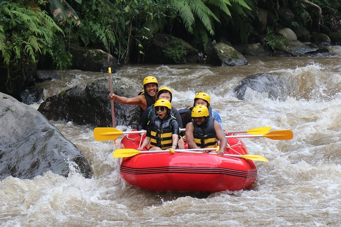 Bali White Water Rafting All Inclusive With Transportation and Lunch photo 8