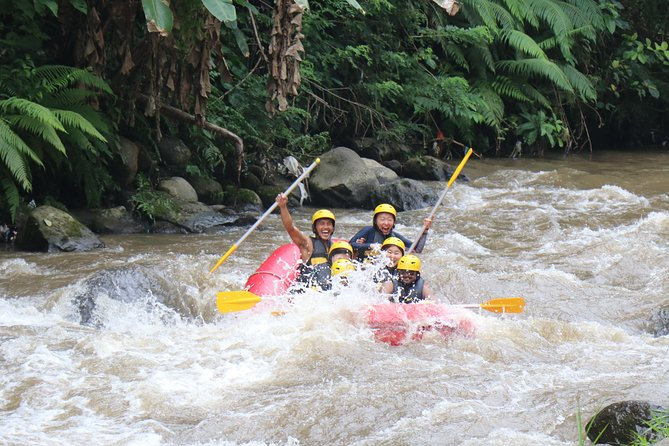 Bali White Water Rafting All Inclusive With Transportation and Lunch photo 13