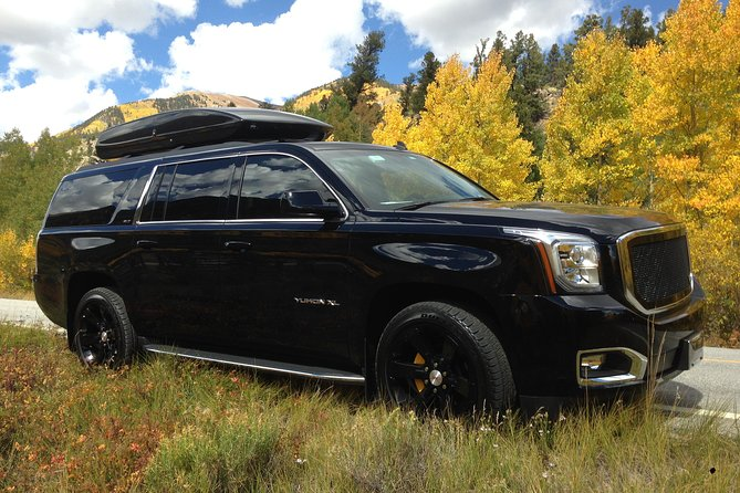 Private Airport Transfer Service - Vail Hotels to Denver Int'l Airport