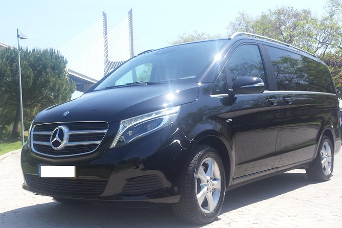 Private Transfer from Lisbon to Algarve
