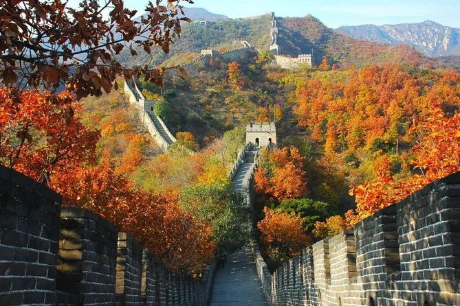 Private Transfer to Mutianyu Great Wall and Nanshan Ski Resort from Beijing