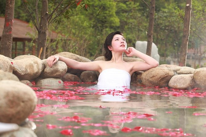 Private Transfer Service to Chunhuiyuan Hot Spring Resort from Beijing