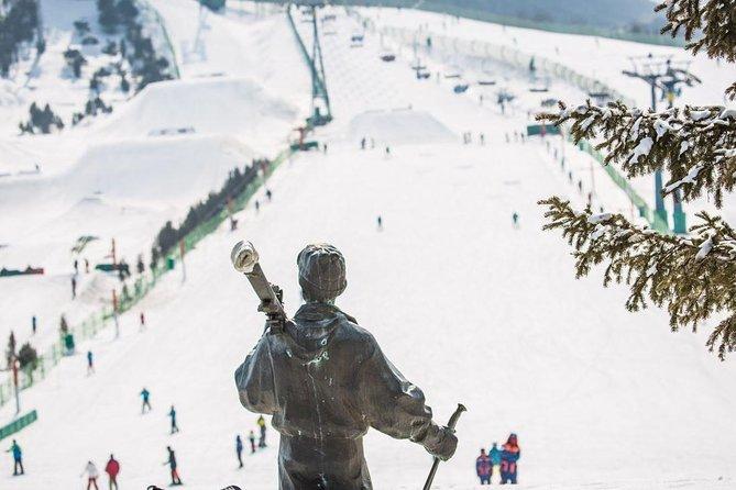 Private Round-Trip Transfer to Nanshan Ski Resort From Beijing