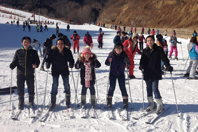 Private Round-Trip Transfer to Huaibei Internationa Ski Resort From Beijing photo 1