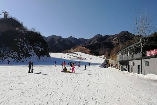 Private Round-Trip Transfer to Huaibei Internationa Ski Resort From Beijing photo 4