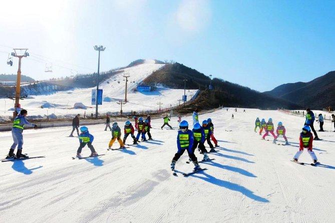 Private Round-Trip Transfer to Shijinglong Ski Resort From Beijing