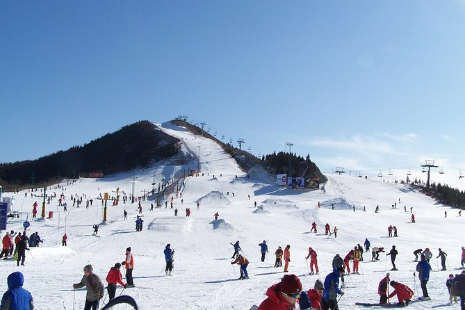 Private Round-Trip Transfer to Wanlong Ski Resort From Beijing