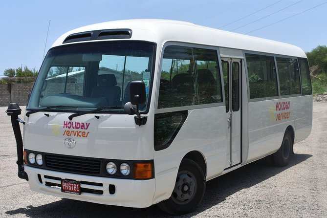 Group Private Kingston Airport Transfers (10 - 15 Persons)