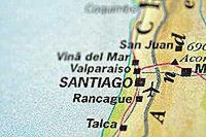 Santiago Airport Private Arrival Transfer