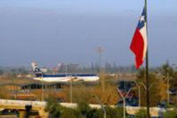 Santiago Airport Private Departure Transfer