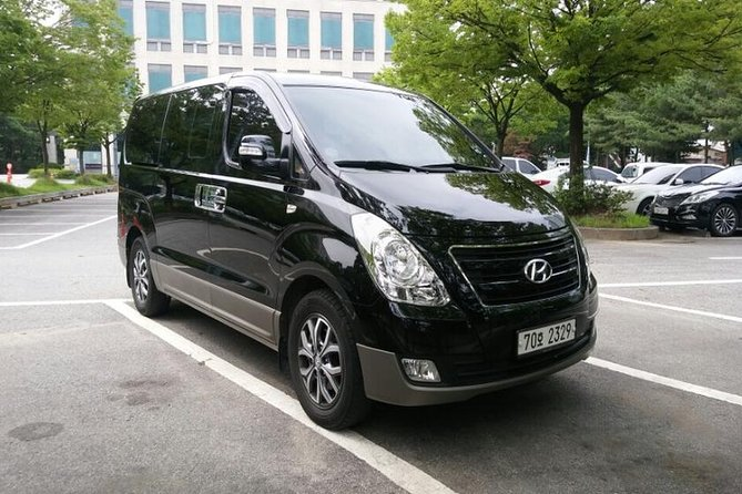 Private Transport Service: Seoul to Incheon Airport