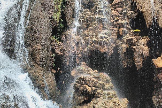 Day Tour - Tumpak Sewu Waterfall and Goa Tetes Trekking via Malang