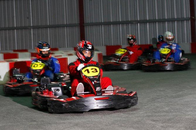 Indoor Karting Experience