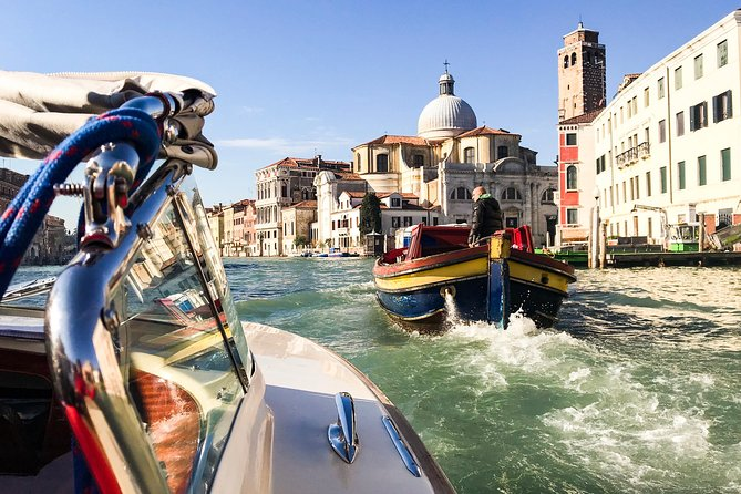 Private Transfer from Santa Lucia train station to Hotel in Venice City Center