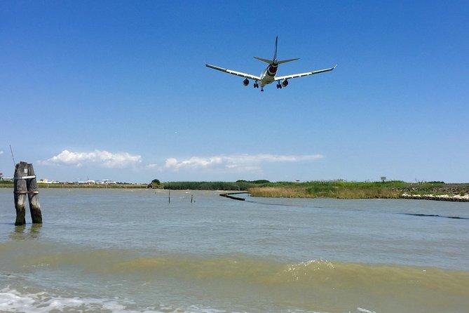 Privévervoer van de luchthaven van Venetië naar het hotel in het stadscentrum van Venetië