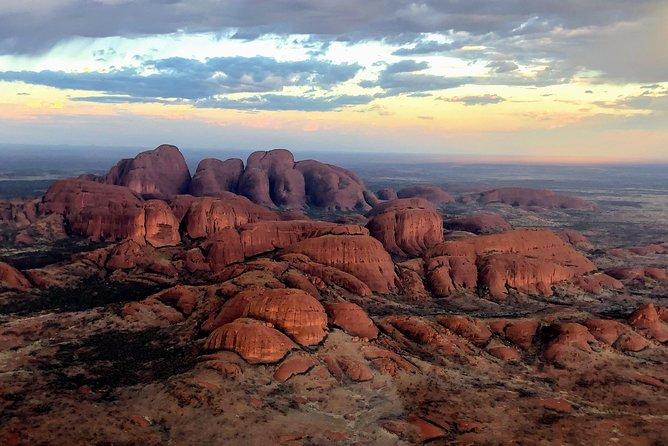 Helicopter Scenic: Uluru & Kata Tjuta
