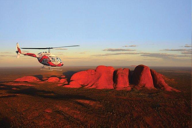AR3 - Uluru and Kata Tjuta -Extended Tour - aprox 36min