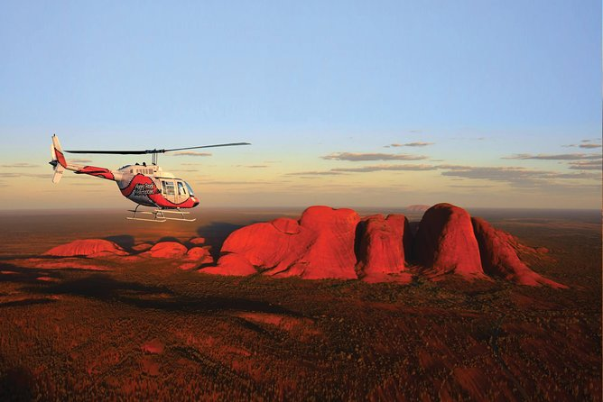 Helicopter Scenic: Extended Uluru & Kata Tjuta image