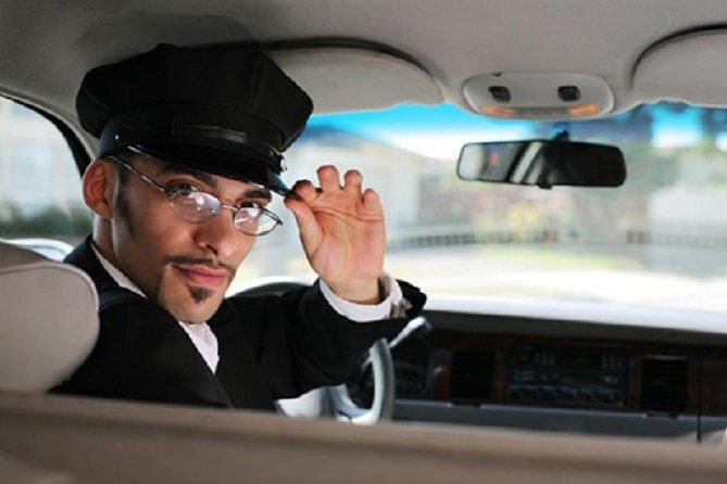 Luxury Transfer from Tunis Carthage Airport to Hotel in Tunis