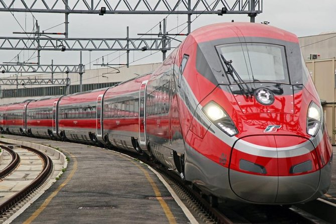 Private transfer from Florence Train Station to Florence City (WITH ASSISTANCE)