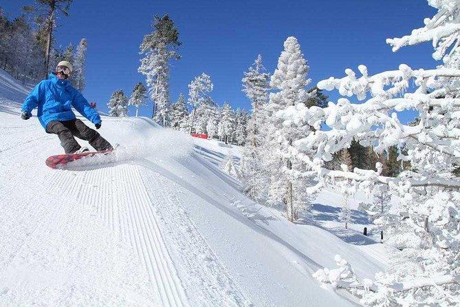 Snow Bus Xpress: Skiservice til Big Bear Mountain