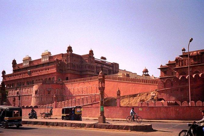Private Transfers Jodhpur To Bikaner Drop