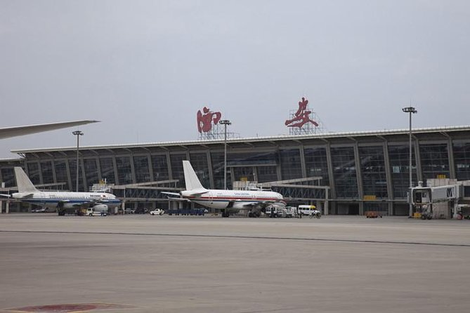 Xi'an Xianyang International Airport Round-trip Transfer