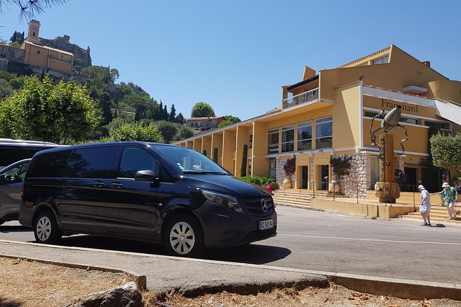 Transfer from Nimes or Nimes Airport to Marseille Airport