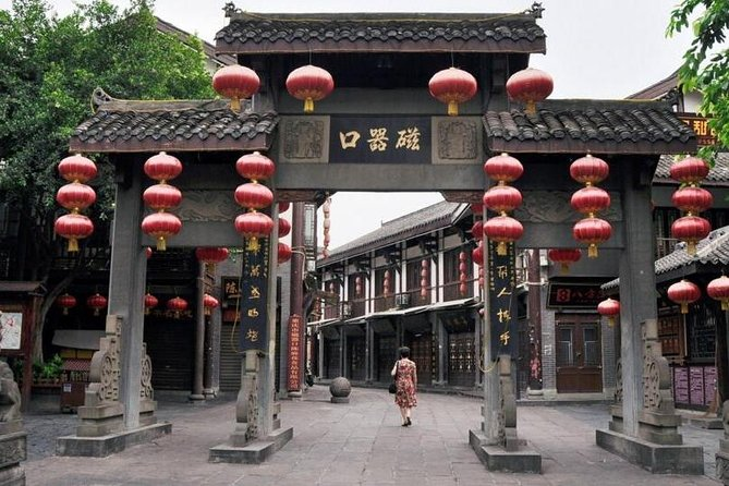 From Chongqing: Port Transfer with Half Day Tour and Hot Pot Dinner, Chongqing, CHINA