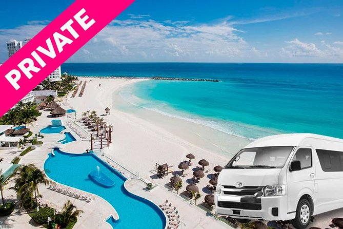 Cancun Airport to Playa del Carmen accomodations private round trip