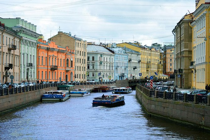 Private Arrival or Departure Transfer: Saint Petersburg photo 9