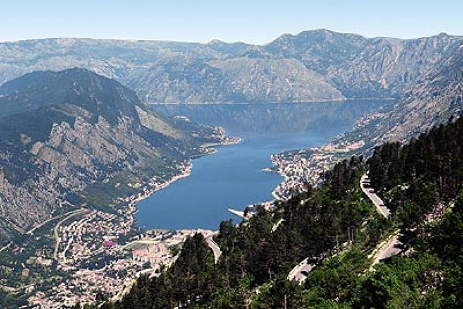 TIRANA - Low Cost Private Transfer from Tirana City or Airport to Kotor -One Way