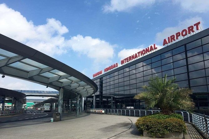 Private Shanghai Transfer between Pudong and Hongqiao Airport