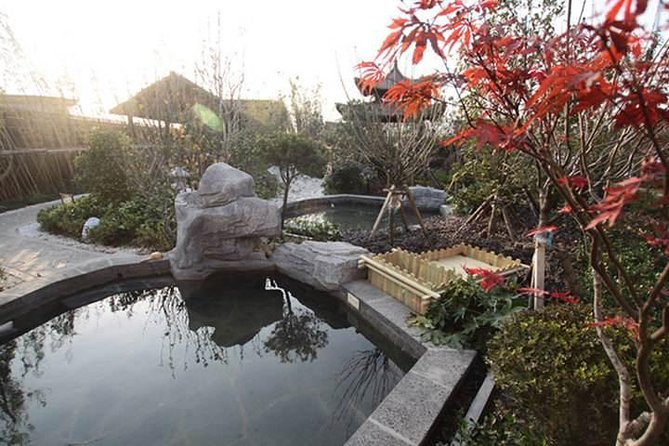 Tangshan Hot Spring Resorts Private Transfer from Nanjing Railway Station