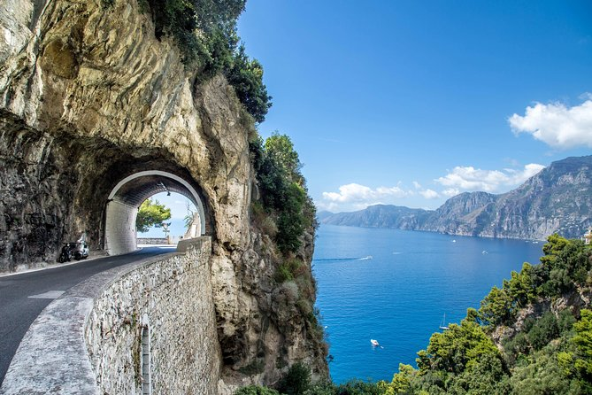 Private Car Transfer from Rome to Amalfi Coast (or VICE VERSA)
