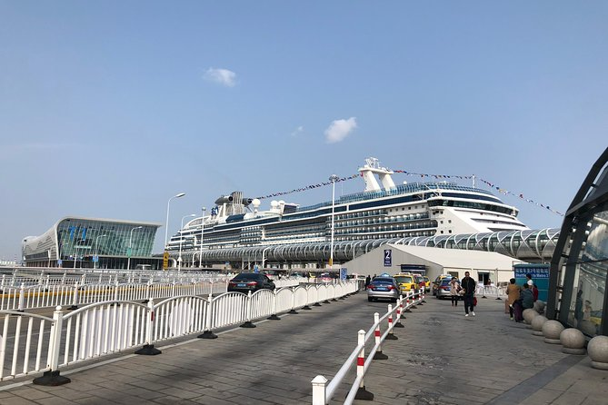 Private Transfer to Wusongkou Cruise Port from Shanghai City Hotels