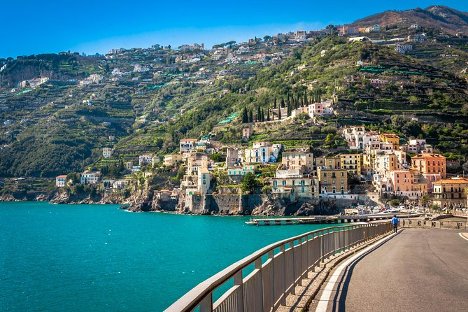 Transfer from Naples to Amalfi-Ravello (or Viceversa)
