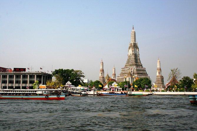 Half Day Bangkok by Private Long tail Boat
