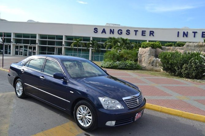 Executive VIP Transfer - Montego Bay Airport (MBJ) to Montego Bay Hotels