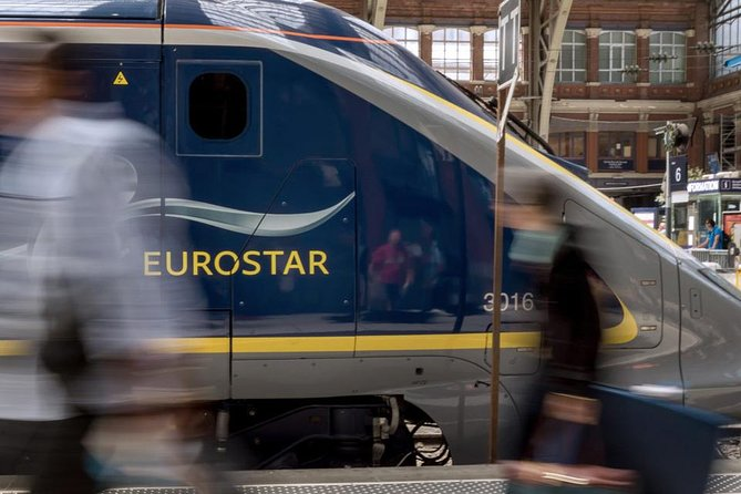 Privatauto Paris Transfers Eurostar Station