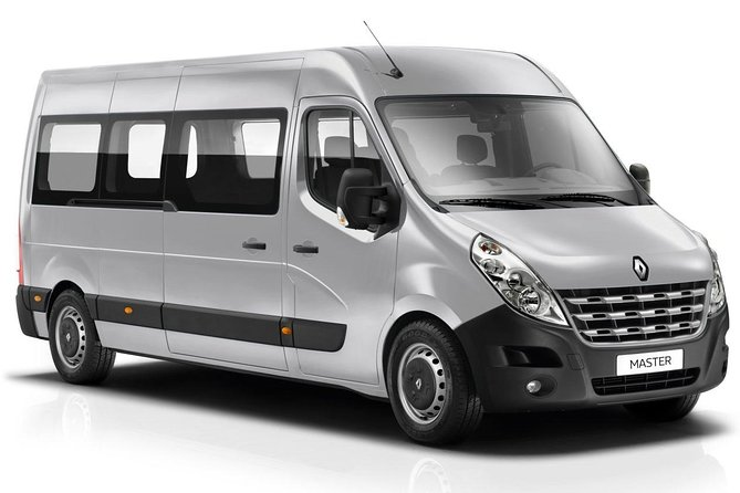 Private Transfer from Salvador Airport to Hotel by Minivan