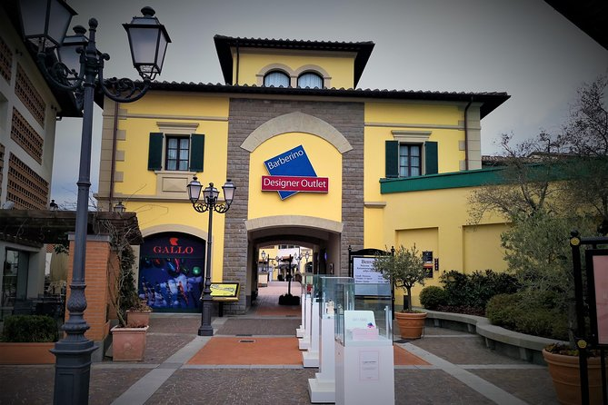 Private Shopping Tour at Barberino Outlet from Florence 6 hours