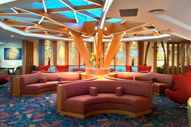 Premiere Departure Lounge