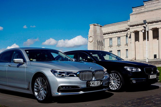 Auckland Airport Private Transfer - New BMW 7 Series VIP Sedan