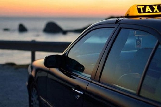 Larnaca Private Arrival Transfer: Transfer to Nearby Towns