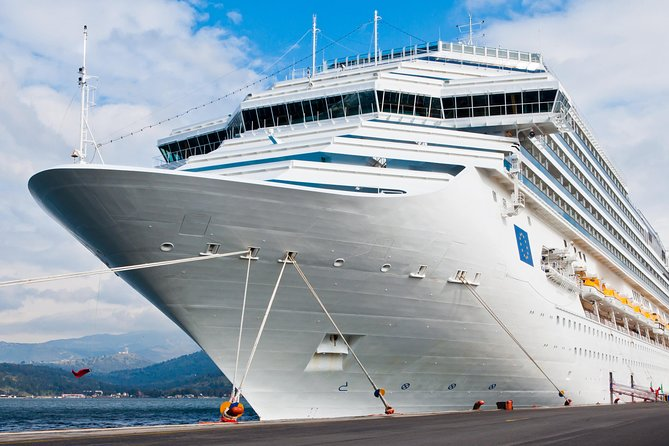 Naples Cruise Port to Central Naples Arrival Transfer