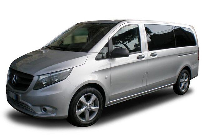 Private arrival transfer from Naples airport/station to Salerno