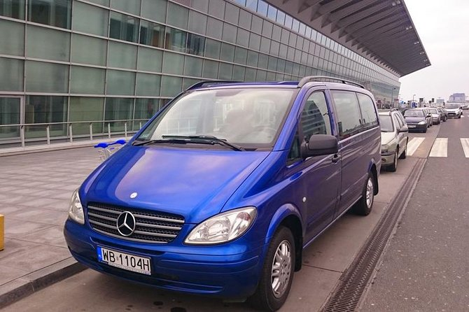 Warsaw Chopin Airport One Way Private Transfer