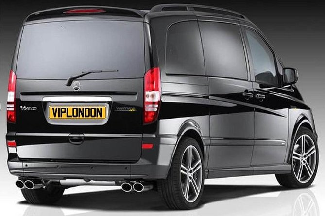 Private Departure Transfer:Central London to London Heathrow Airport for Up to 7 Passengers