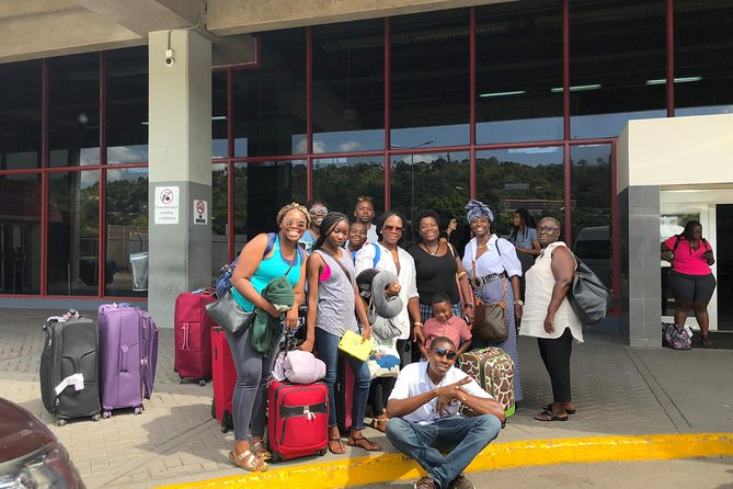 Airport Round Trip Transfer in Montego Bay